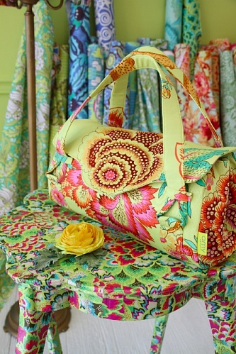 сумка ткань